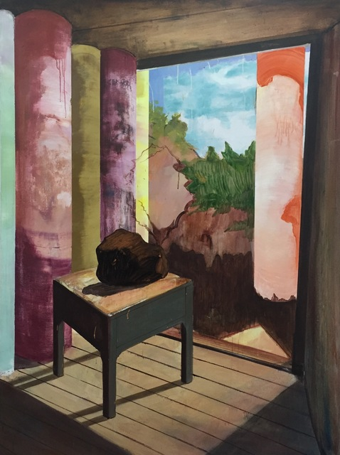 , 'Chair and Stone,' , MadeIn Gallery