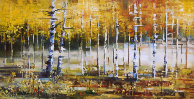 , 'September in the Uinta Mountains,' 2015, Abend Gallery