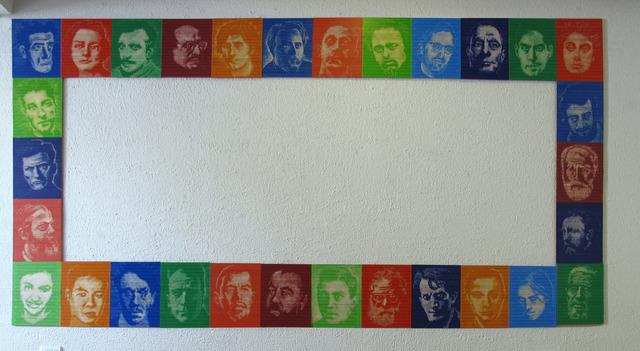 , 'Sin Palabras,' 2014, Galería del Paseo