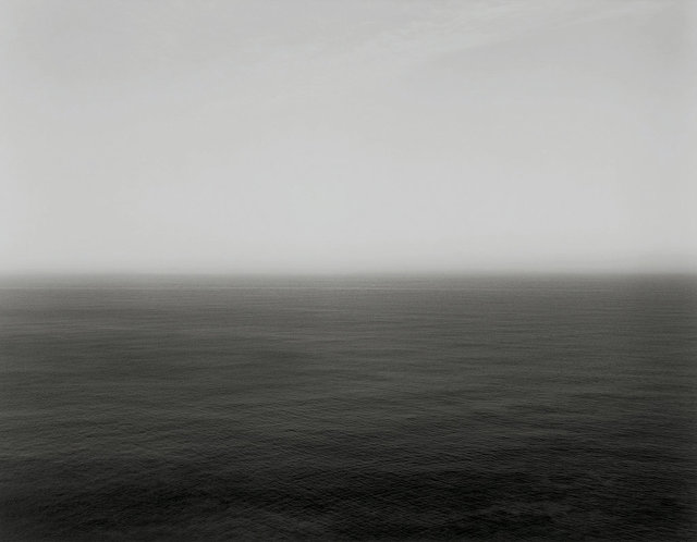 ", 'Sea of Japan, Hokkaido II, From the series ""Seascapes"",' 1986, Ludorff"