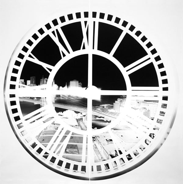 , 'Clock Tower, Brooklyn, XLIV: June 22-23,' 2009, Alfonso Artiaco