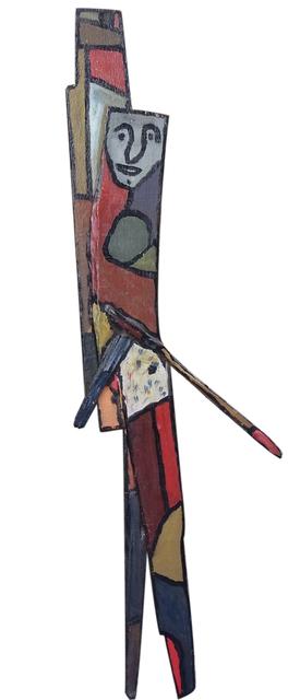 , 'Personnage,' ca. 1960, Galerie Jean-François Cazeau