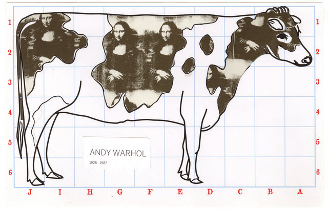 , 'Art Market Andy Warhol,' 2016, Galerie Camille