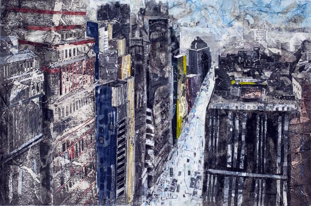 Margaret Lawless, 'Last Mile Problem', 2017, Michael Warren Contemporary