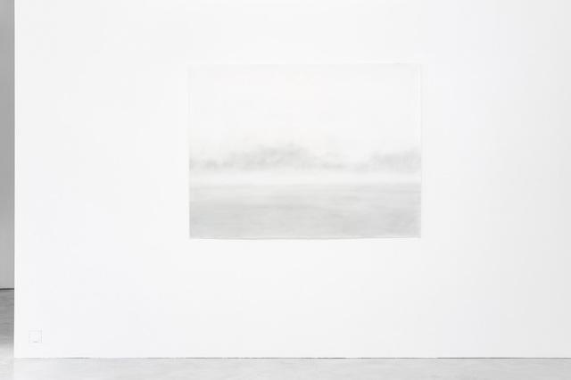 , 'Fog (Lake Wononscopomac),' 2017, Galerie Nordenhake