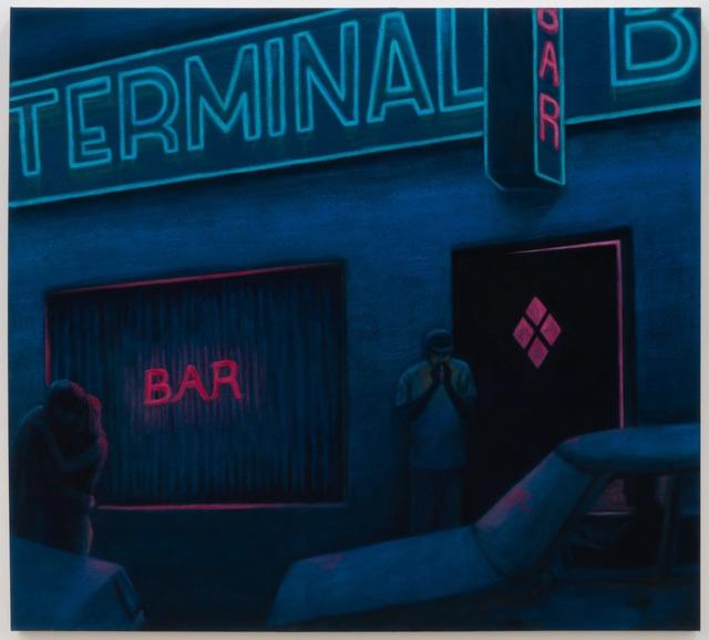, 'Terminal Bar II,' 2017, James Fuentes