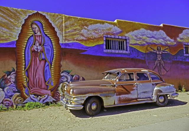 , 'Santa Fe Sled,' 1995, Untitled 2.0