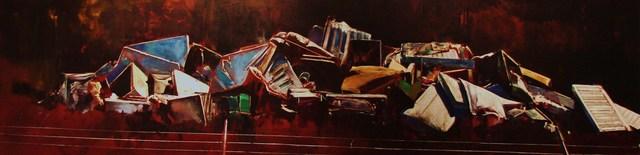 , 'Demmitt Mattress Pile,' 2011, Peter Robertson Gallery