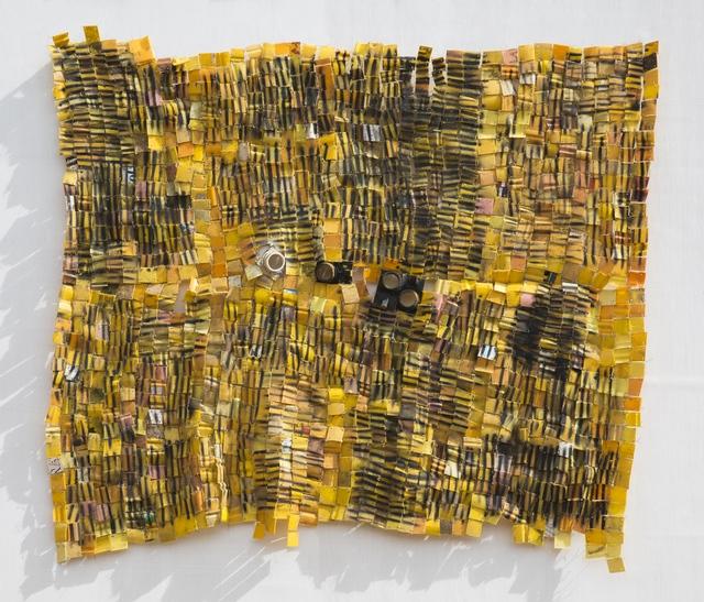 Serge Attukwei Clottey, 'Remembrance', 2017, Jane Lombard Gallery