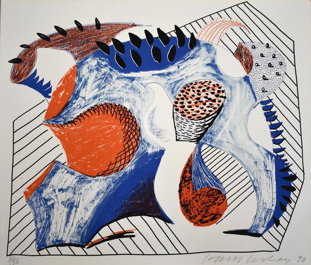 , 'Untitled for Joel Wachs,' 1993, Gilden's Art Gallery