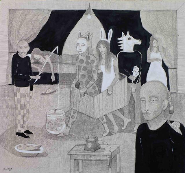 , 'Untitled,' 2016, Artlab