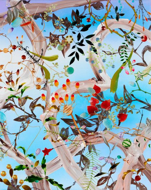 ", '""Tree of Life - KUSAGI"",' 2017, Galerie Frey"