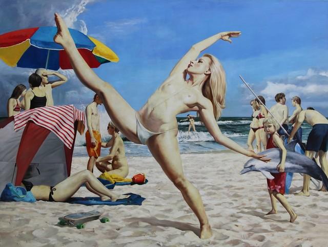 , 'Toys,' 2012, GALERIE URS REICHLIN
