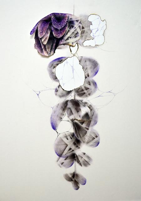 , 'G19/40D,' 2016, Galerie Isabelle Lesmeister