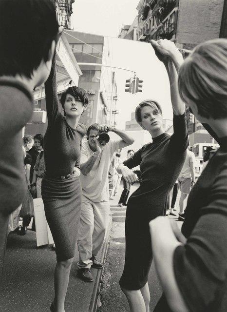Patrick Demarchelier, 'Stella and Kristen, New York, September', 1995, Christie's