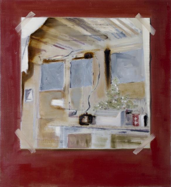 , 'Wall Piece,' 2009, Parafin