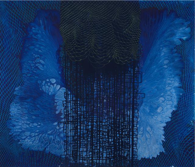 , 'Blue (A),' 2019, Robischon Gallery