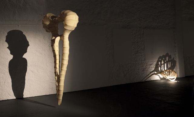 Angelo Venosa, 'Untitled ', 2018, Sculpture, Wood, fabric and fiberglass, Galeria Nara Roesler