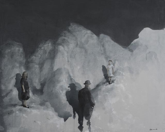 , 'Walk in the mountain,' , Amy Li Gallery