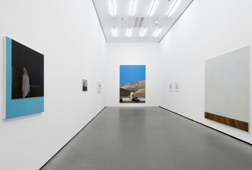 Exhibition view, 2018, Galerie EIGEN + ART Berlin, Photo: Uwe Walter, Berlin