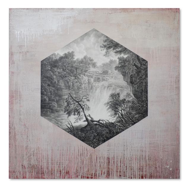 , 'Desire & Longing 24,' 2017, Le Salon Vert