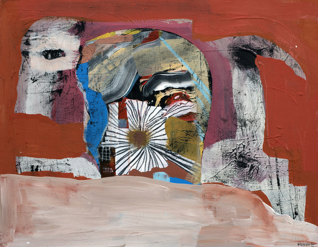 , 'Sheep,' 2016, The Road Gallery