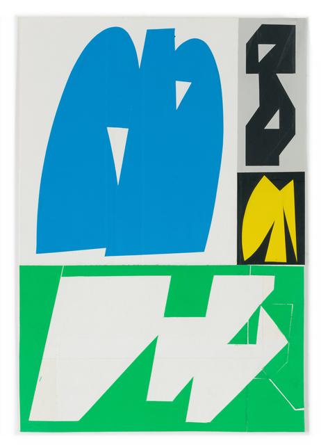 , 'Trust Fall, page 05,' 2017, Mini Galerie