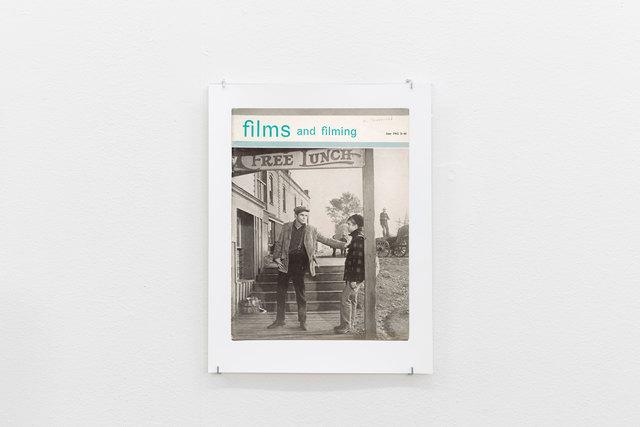 , 'Direction Artiste (Films and Filming June, 1962),' 2017, VI, VII