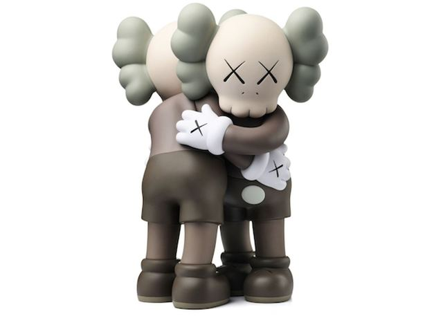 KAWS, 'Together (Brown)', 2018, Lougher Contemporary