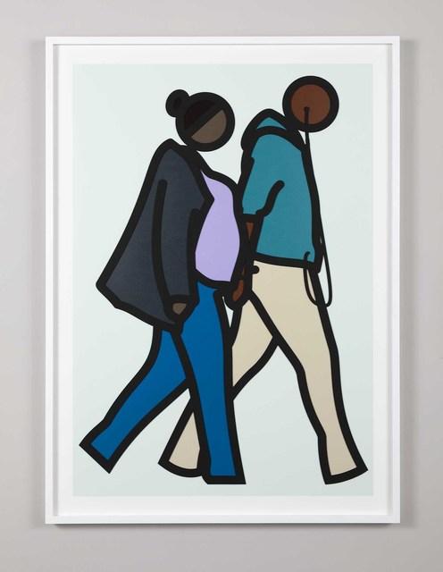 , 'New York Couples 6,' 2019, Cristea Roberts Gallery