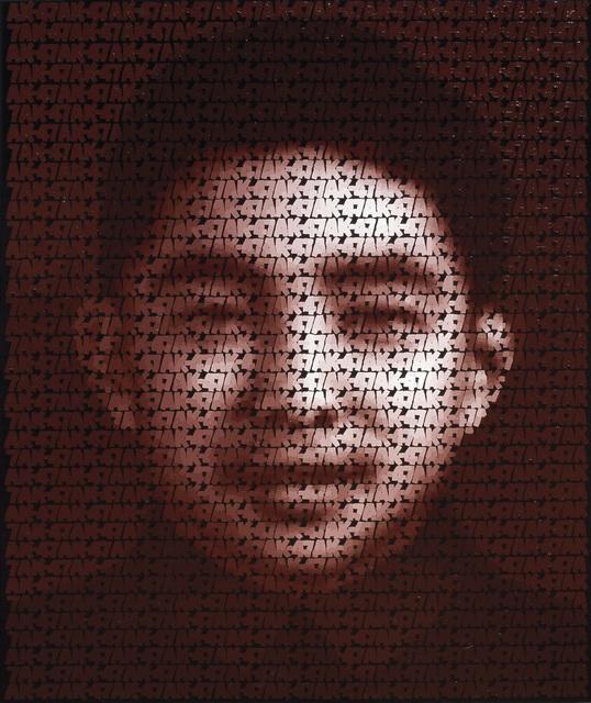 Zhang Dali, 'AK-47(S11) ', 2009, Danysz Gallery