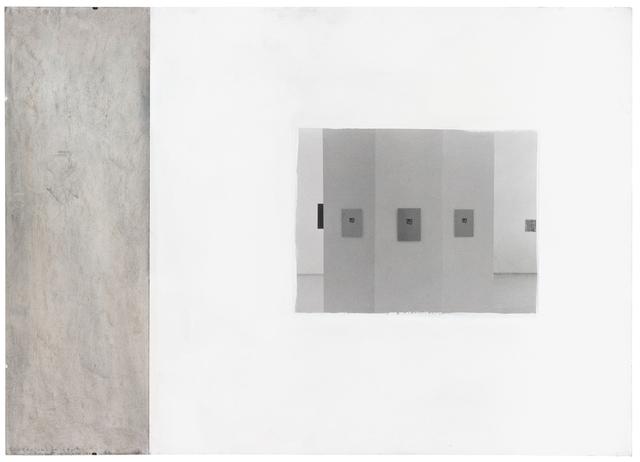 , 'Conceptual fallout,' 1987, Galerie nächst St. Stephan Rosemarie Schwarzwälder