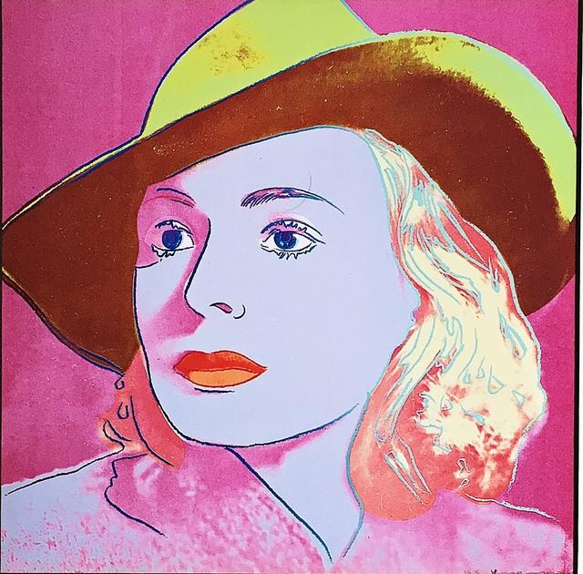 , 'Ingrid Bergman ,' 1987, Alpha 137 Gallery