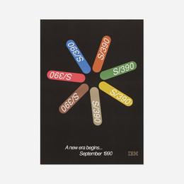 IBM S390 poster