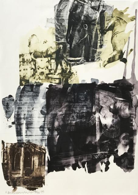 Robert Rauschenberg, 'Eagle Eye', 1999, Eckert Fine Art