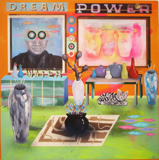 , 'Dream Power,' 2016, KP Projects