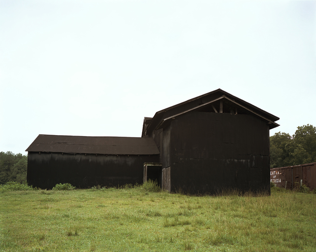 , 'Black Buildings, Newbern, Alabama, 1979,' 1979, Hemphill Fine Arts