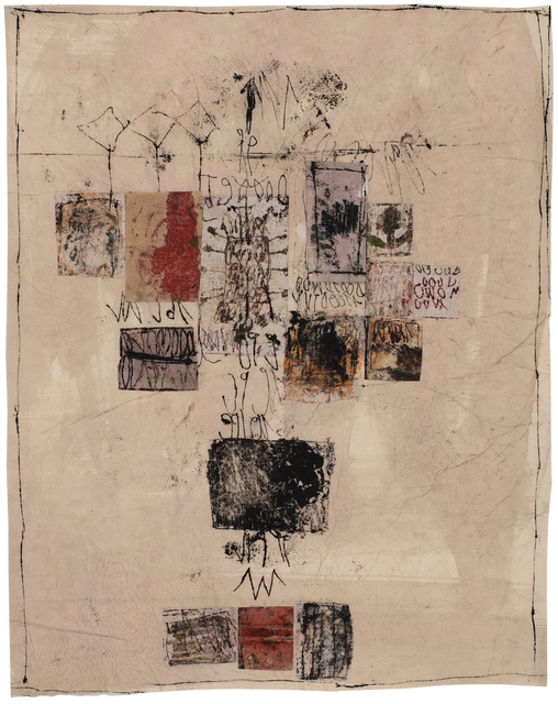 Hannelore Baron, 'Untitled (C82363)', 1982, Michael Rosenfeld Gallery