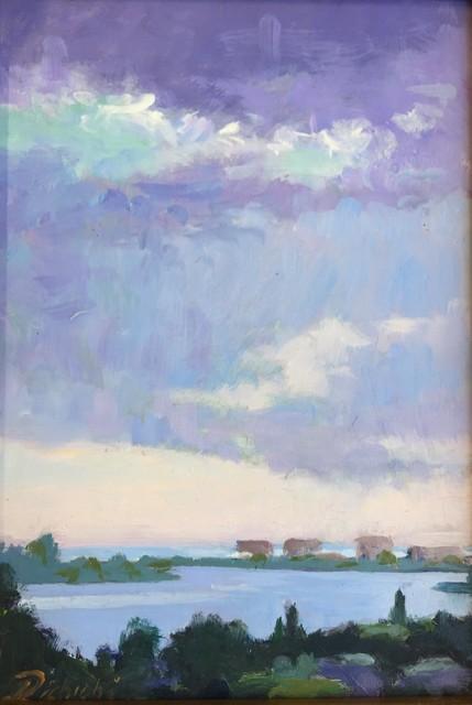 , 'Rooftop Vista,' 2019, 530 Burns Gallery