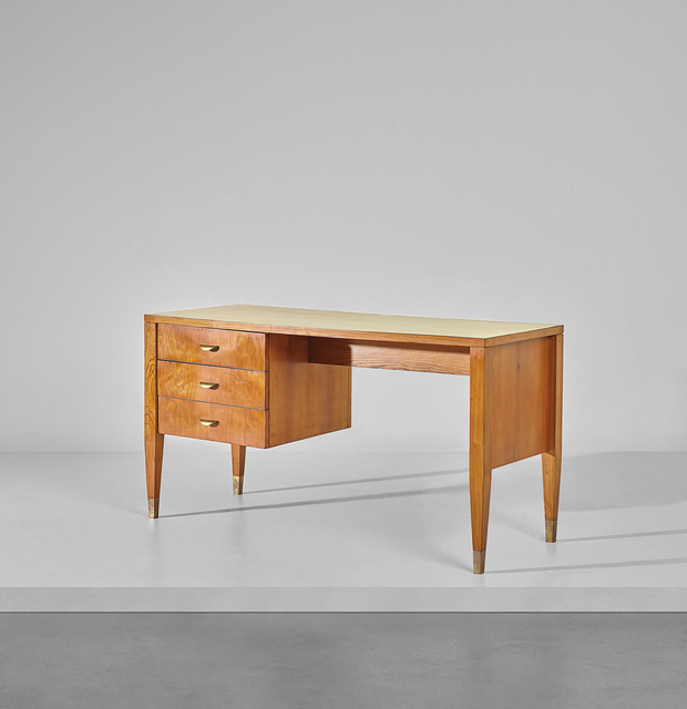 Gio Ponti, 'Desk, designed for the Fondazione Livio e Maria Garzanti, Forlì', Phillips