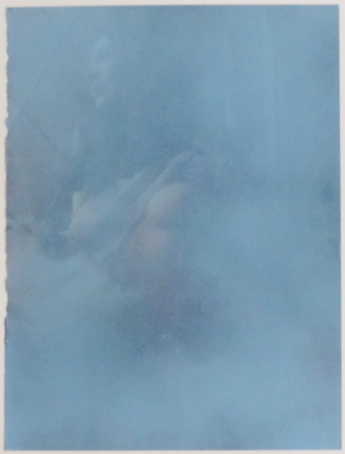 , 'Light Blue Nude,' 2013, THE MISSION