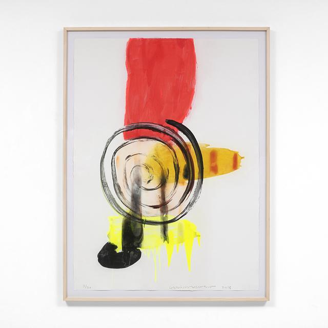 Gabriela Machado, 'Os cestos escondem tudo', 2018, Carbono Galeria