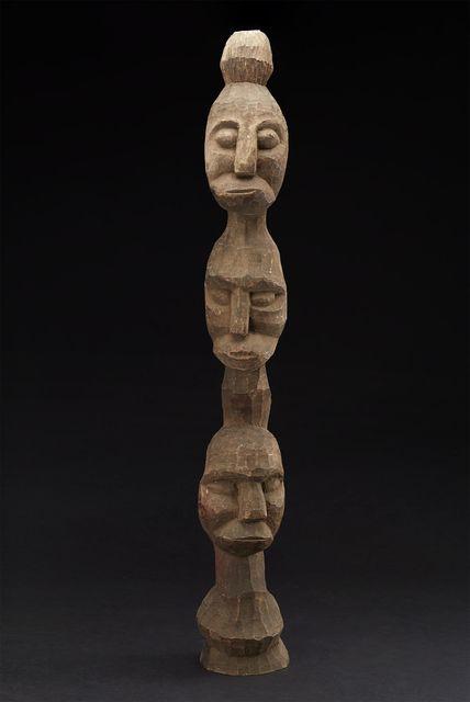 , 'Effigy with Three Heads,' 2000, Cavin Morris Gallery