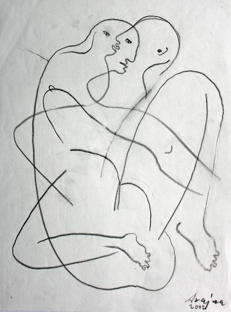 , 'A couple,' 2002, Gallery Katarzyna Napiorkowska | Warsaw & Brussels