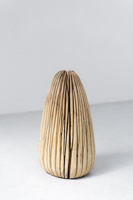 , 'Sliced Linden Egg,' 2014, Galerie Lelong & Co.