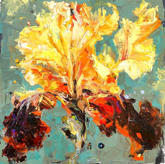 , 'Feu,' , Eckert Fine Art