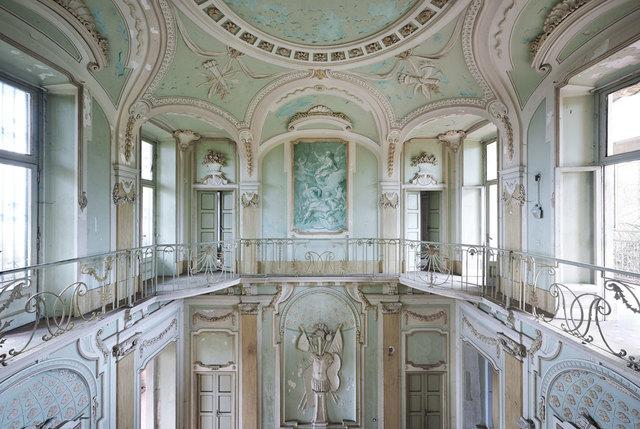 , 'Il Mondo Che Non Vedo, No 201 - Italy,' 2016, Cynthia Corbett Gallery