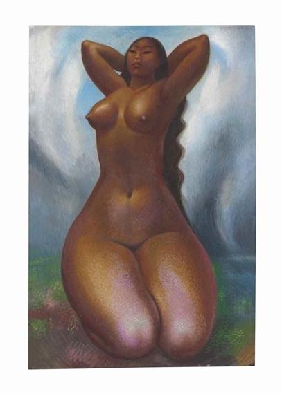 , 'Desnudo de Nieves Orozco,' , Pablo Goebel Fine Arts