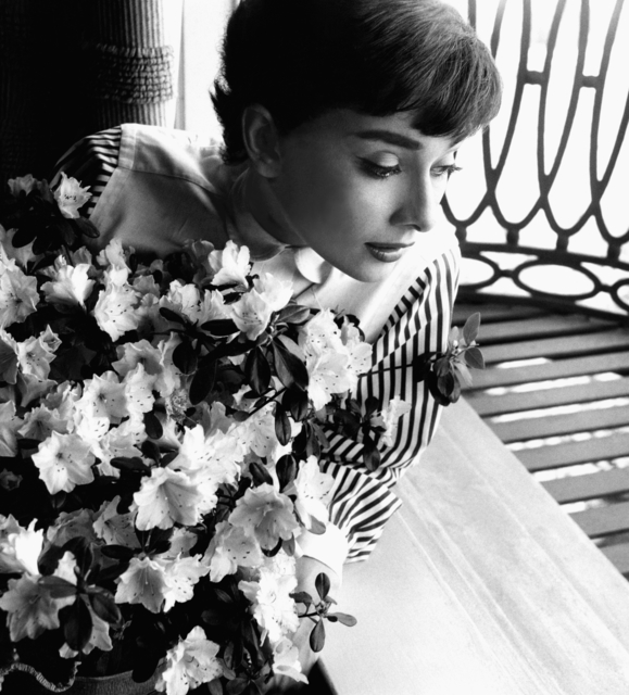 , 'Audrey Hepburn,' 1953, Beetles + Huxley