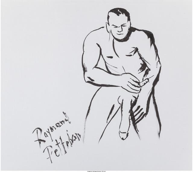 Raymond Pettibon, 'Untitled', Heritage Auctions